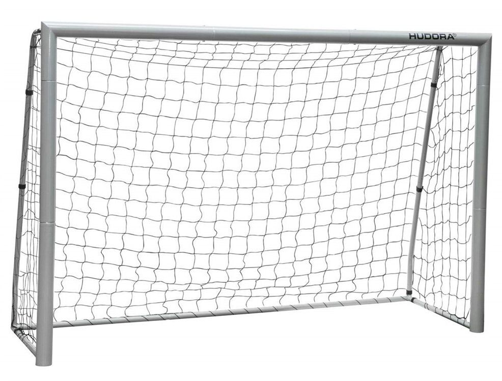 Bramka piłkarska HUDORA EXPERT 240 cm x 160 cm x 85 cm