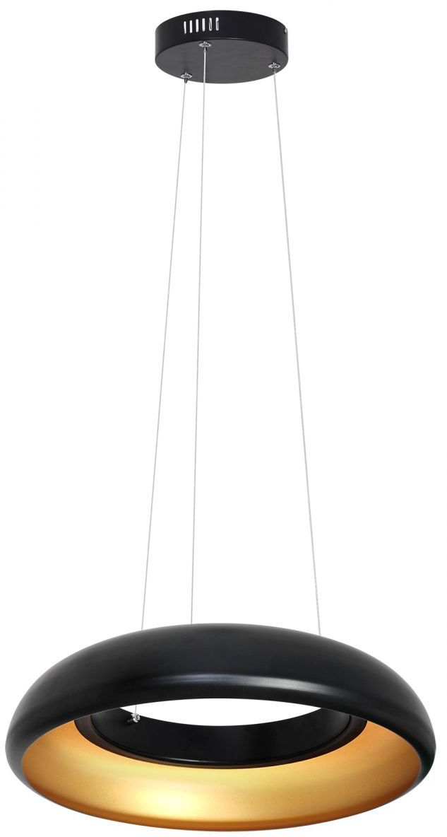 RONDO NERO 353 LAMPA WISZĄCA MILAGRO