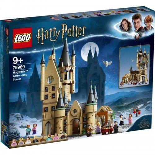 LEGO  - HARRY POTTER  - WIEŻA ASTRONOMICZNA W HOGWARCIE - 75969