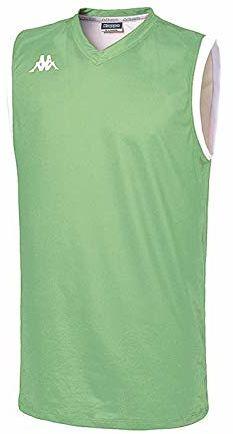 Kappa Cefalu Tank męski t-shirt, zielony, XXXXL