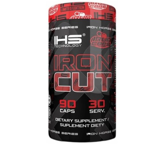 Iron Cut 90caps