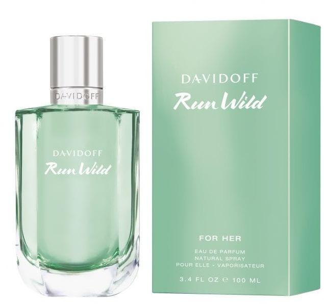 Davidoff Run Wild Woman woda perfumowana - 100ml