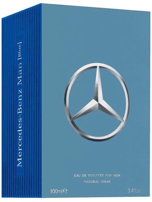 Mercedes-Benz Man Blue woda toaletowa - 100ml