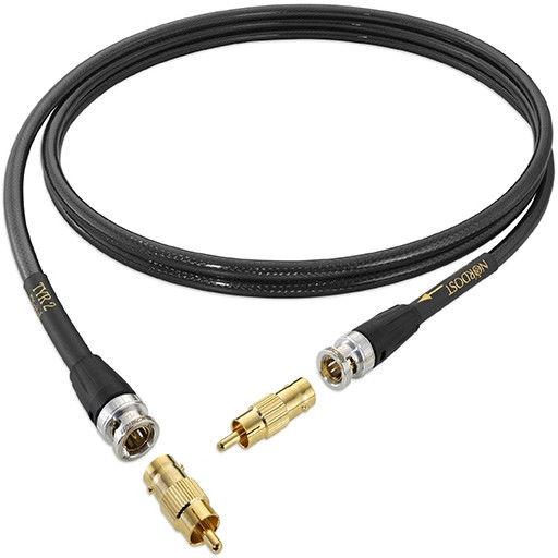 NORDOST Tyr 2 75 Ohm Kabel cyfrowy *2TYD2.5MBNC - 2.5m +9 sklepów - przyjdź przetestuj lub zamów online+