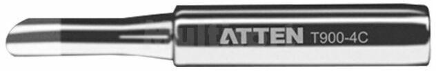 Grot kopytko 4mm ATTEN do lutownicy do stacji lutowniczej