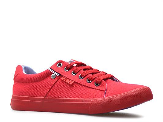 Trampki Big Star AA174093 Czerwone