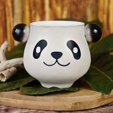 Kubek Panda - zmieniający kolor