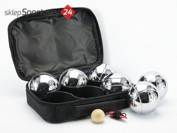 Boule metalowe 6 kul ASPDBL6