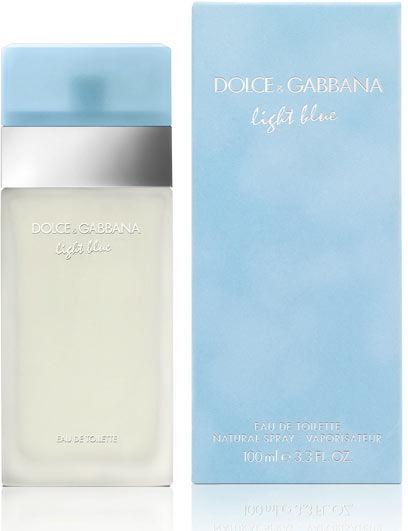 Dolce Gabbana Light Blue Woman woda toaletowa - 25ml