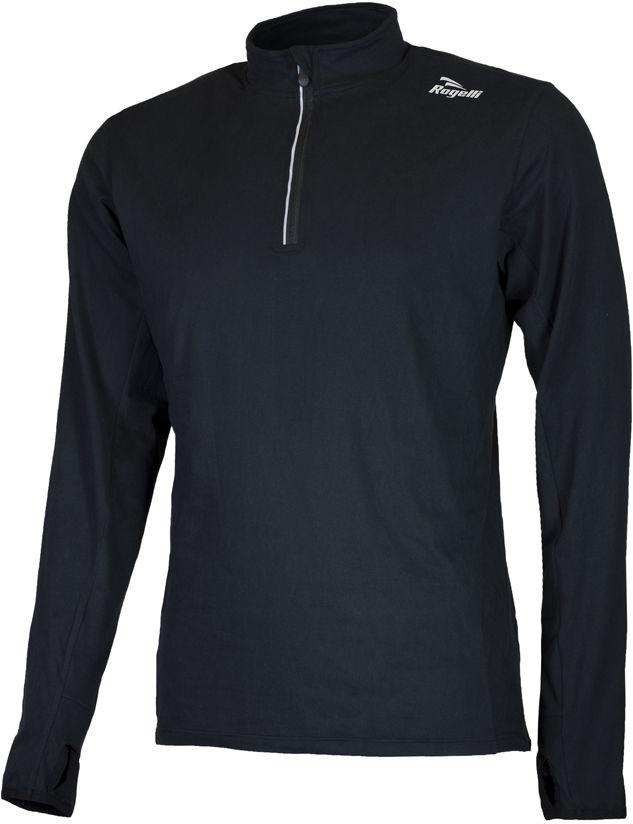 ROGELLI CAMPTON 2.0 koszulka do biegania z długim rękawem czarny Rozmiar: L,campton20-black