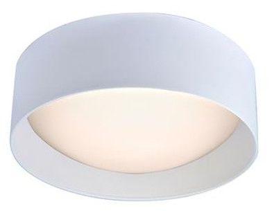 Plafon JUPITER 106838 Markslojd plafon sufitowy biały z wbudowanym źródłem światła