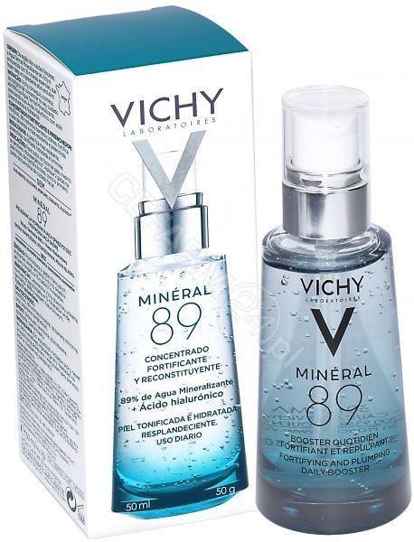 Vichy Mineral 89 pielęgnacja nawilżająco-wzmacniająca 50 ml