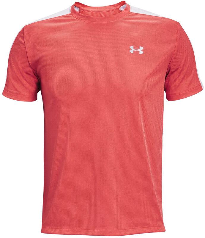 Koszulka Under Armour Speed Stride Short Sleeve-RED