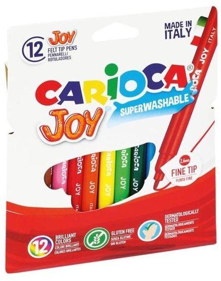 Pisaki Joy 12 kolorów CARIOCA