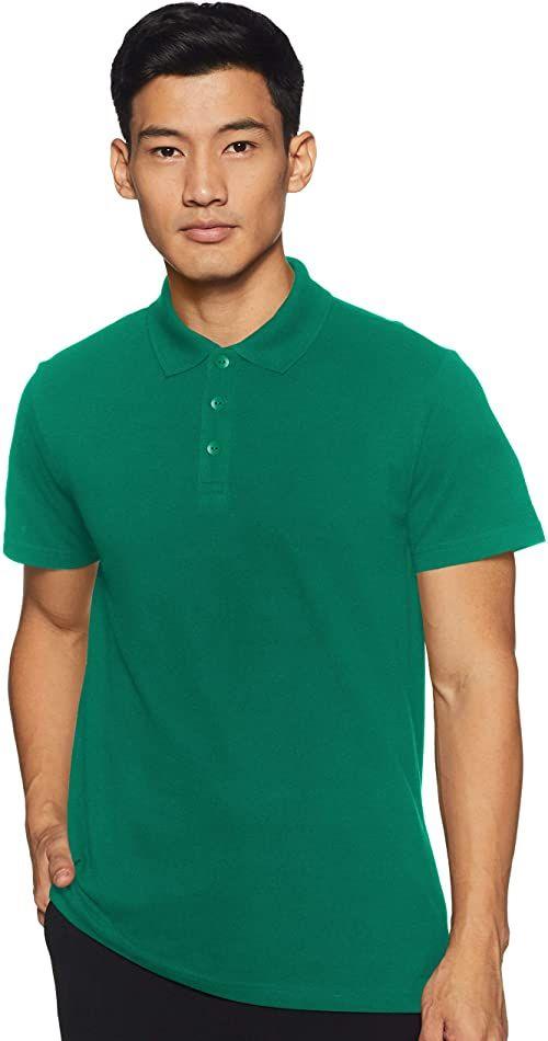adidas Essentials Basic męska koszulka polo zielony Bgreen S