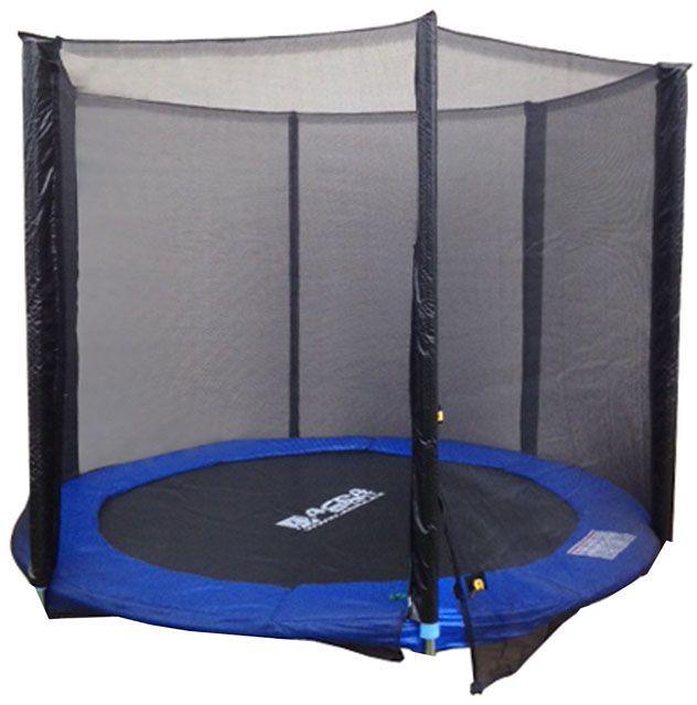 Zewnętrzna siatka zabezpieczająca do trampoliny 305 cm