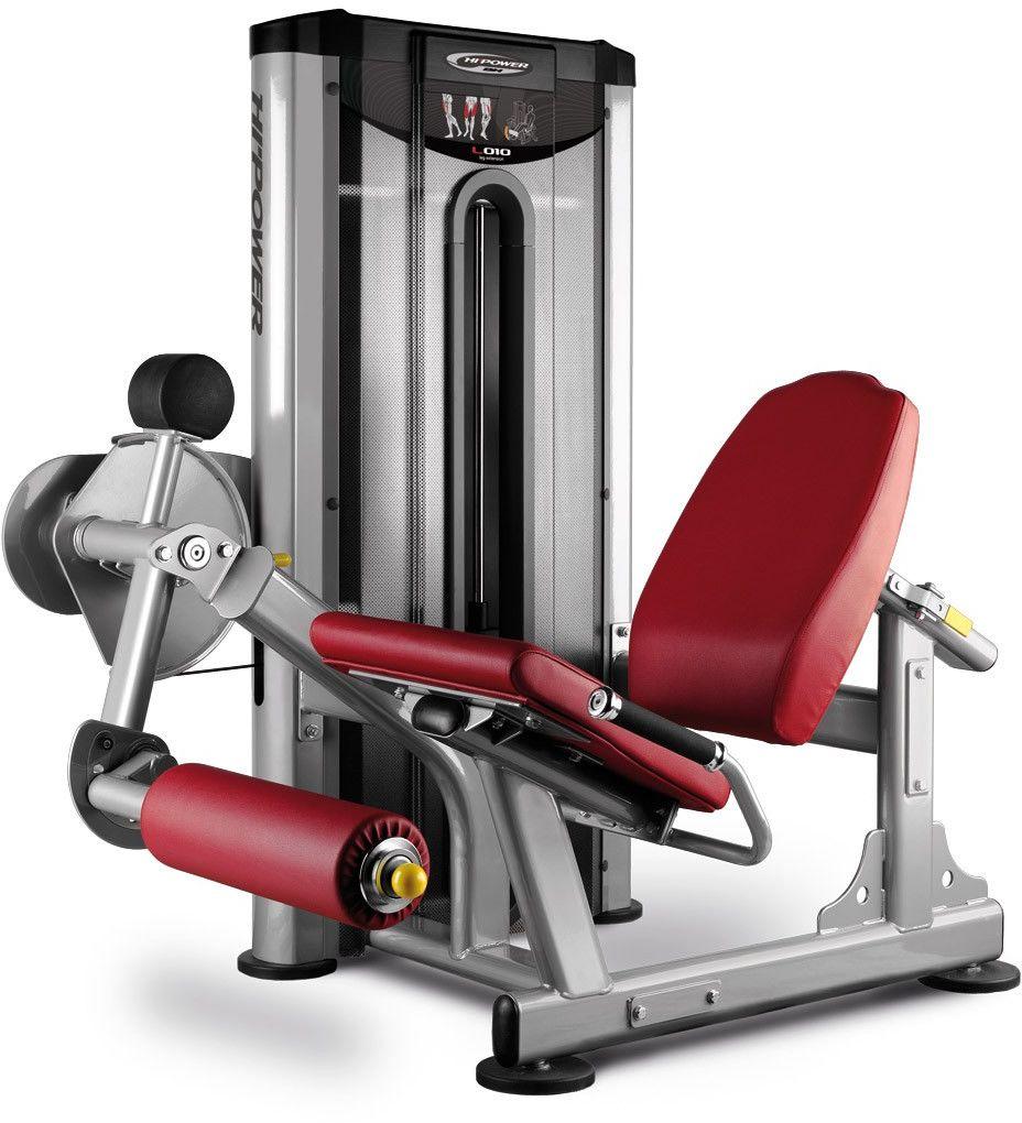 Maszyna do ćwiczeń mięśni czworogłowych ud Leg Extension L010 BH Fitness