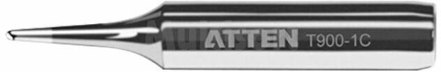 Grot kopytko 1mm ATTEN do lutownicy do stacji lutowniczej