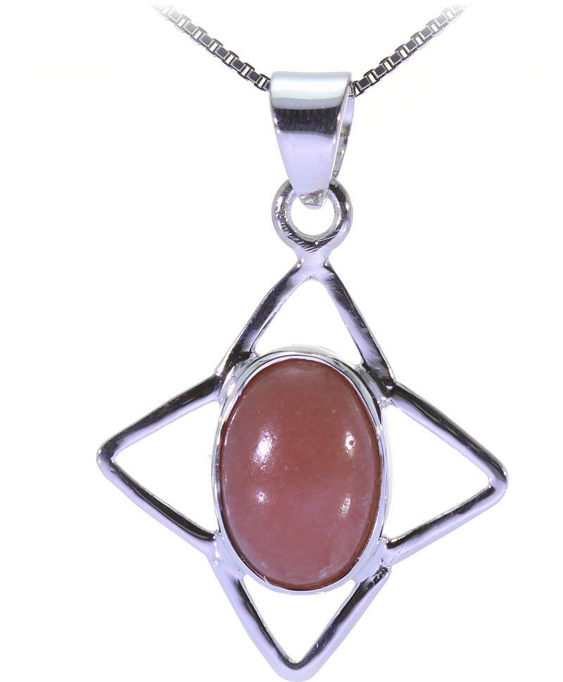 Kuźnia Srebra - Zawieszka srebrna, 35mm, Opal, 4g, model