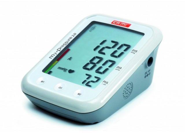 Ciśnieniomierz naramienny automatyczny MY PRESSURE 2.0