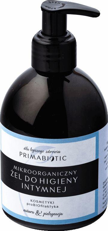 Żel mikroorganiczny do higieny intymnej 250ml