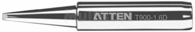 Grot wkrętak 1,6x0,5mm ATTEN do lutownicy do stacji lutowniczej
