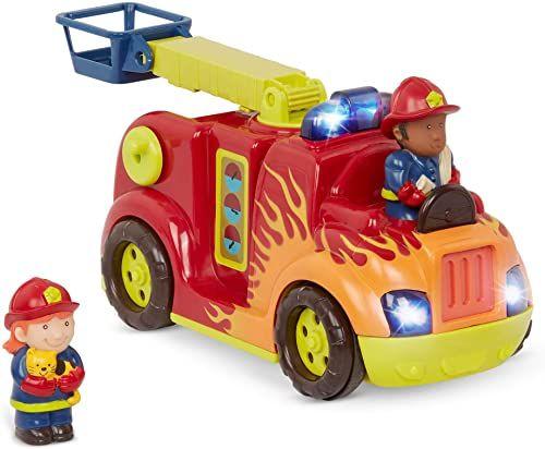 B. toys by Battat 44398 B. Toys Fire Flyer