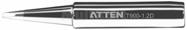 Grot wkrętak 1,2x0,7mm ATTEN do lutownicy do stacji lutowniczej