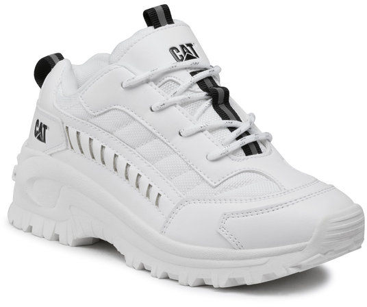 CATerpillar Sneakersy Intruder CK264129 Biały