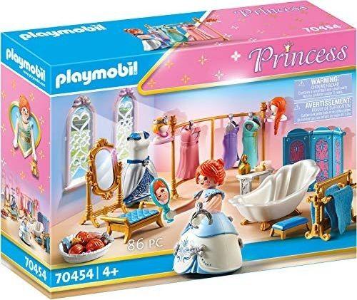 Playmobil - Garderoba z wanną 70454