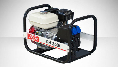 Fogo FH 3001 Agregat prądotwórczy jednofazowy 230V, moc max - 3,0 kW