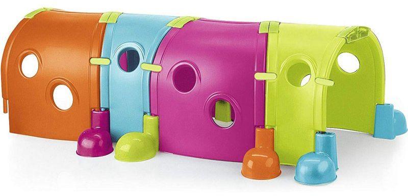 Tunel dla dzieci FEBER - GĄSIENICA . 4 dodatkowe moduły