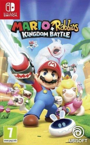 Mario + Rabbids Kingdom Battle NS