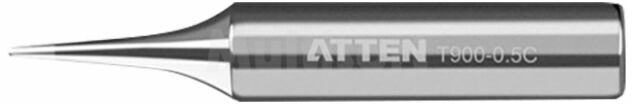 Grot kopytko 0,5mm ATTEN do lutownicy do stacji lutowniczej
