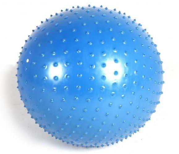 Piłka rehabilitacyjna masująca 55 cm