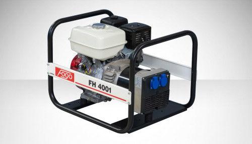 Fogo FH 4001 Agregat prądotwórczy jednofazowy 230V, moc max - 4,2 kW