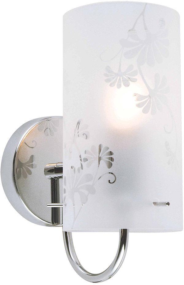 Italux kinkiet lampa ścienna Sense MBM1673-1 szkło