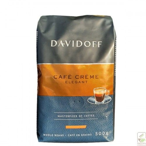 Davidoff Cafe Creme Elegant 500g kawa ziarnista