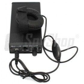Telefoniczny modulator głosu JS-2013 z regulacją