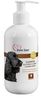 Over Zoo Szampon dla Psów o Czarnej i Ciemnej Sierści 250 ml