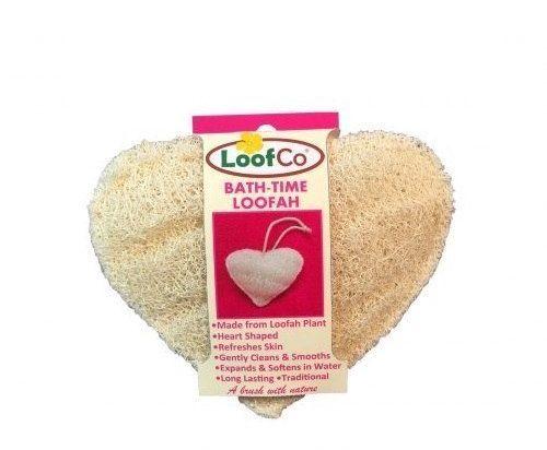 LoofCo Myjka do kąpieli z naturalnej rośliny Loofah