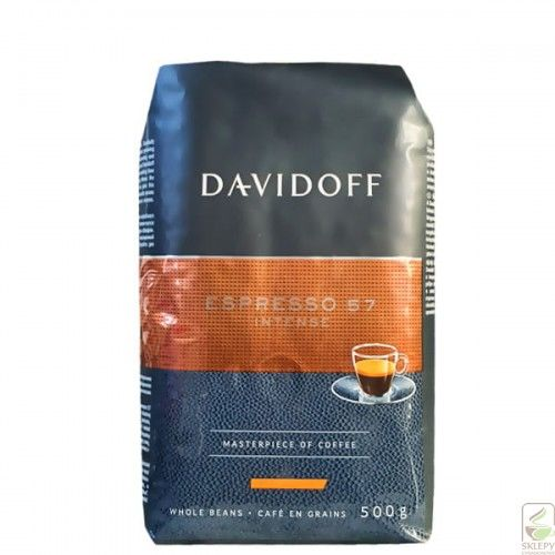 Davidoff Espresso 57 Intense 500g kawa ziarnista