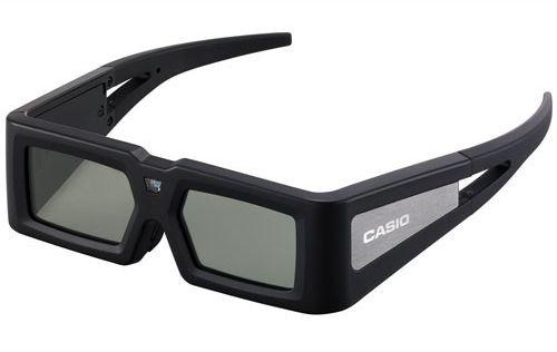 Casio YA-G30 okulary 3D DLP-Link aktywne migawkowe