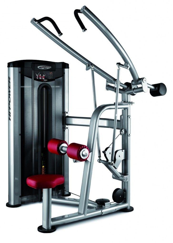 Maszyna do ćwiczeń górnych partii mieśniowych Lat Pulley L110 BH Fitness