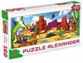 Puzzle 160 Czas kowbojów