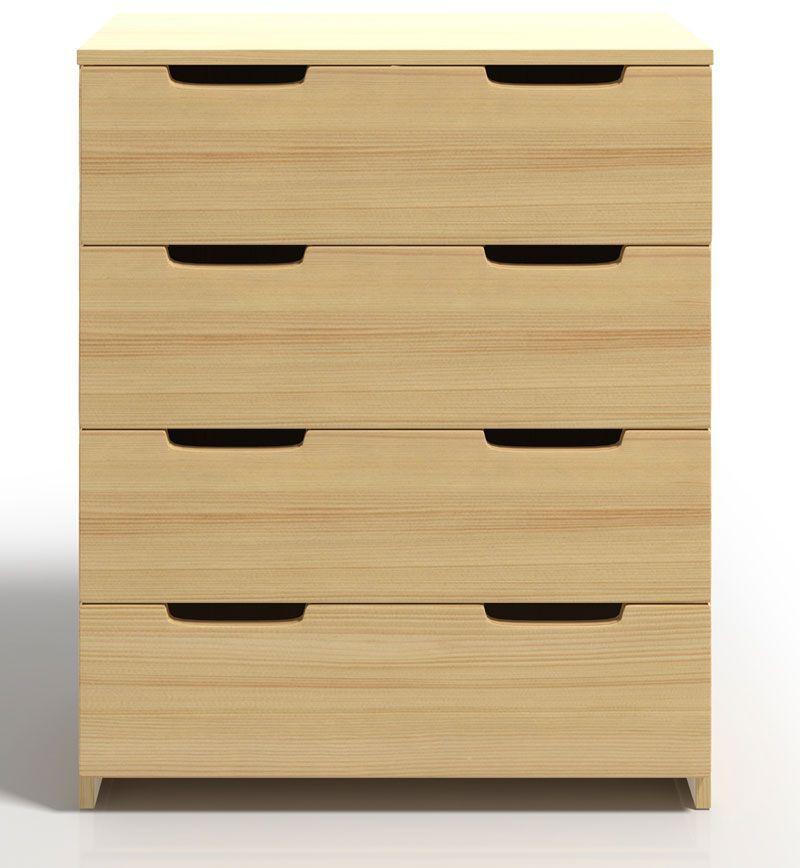 Komoda drewniana z szufladami Laurell 5X - 7 kolorów