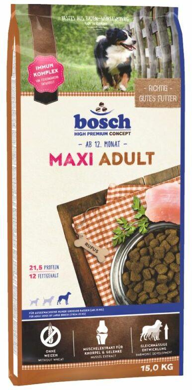 Bosch ADULT MAXI - 30KG (15KGx2)