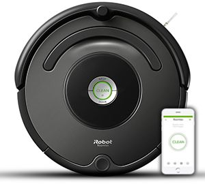 iRobot Roomba 671 + BEZPŁATNA 3-letnia GWARANCJA - Zobacz i testuj robota na żywo w naszym sklepie w Warszawie lub wysyłka w 24h!