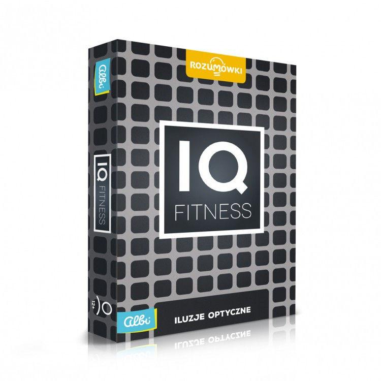 Gra IQ Fitness - Złudzenia optyczne