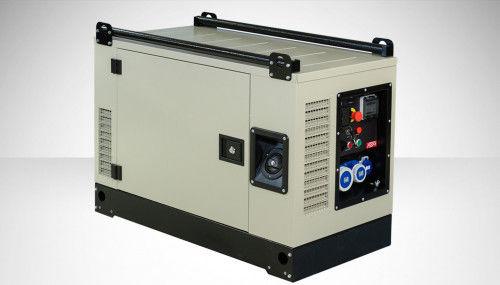 Fogo FH 6001 CRA Agregat prądotwórczy jednofazowy 230V, moc max - 6,2 kW AVR automatyczny regulator napięcia, w obudowie wyciszonej, przyłącze do au